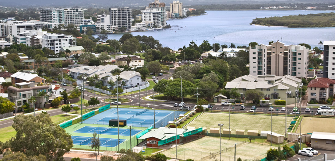 Exceptional Tennis Facilities